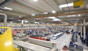 Accolade a ČS investují do továrny KION u Stříbra