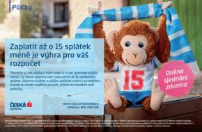 Česká spořitelna startuje letní úvěrovou kampaň