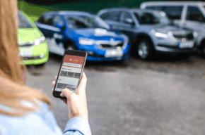 HoppyGo nabízí flotilu elektromobilů Tesla
