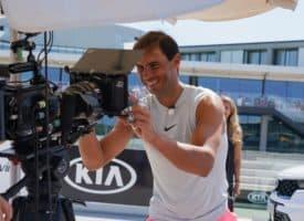 Kia prodloužila sponzoring Rafy Nadala