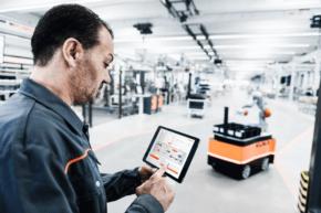 KUKA nabízí novou digitální platformu