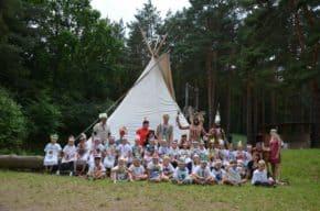 Linde Material Handling měla tábor pro děti