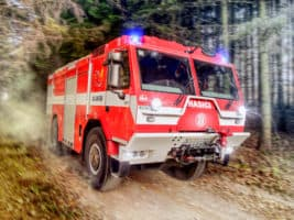 Tatra získala zakázku na hasičské speciály