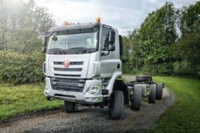 Tatra Trucks byla v roce 2020 zisková