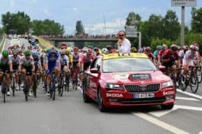 Škoda vyčlenila 250 aut pro Tour de France
