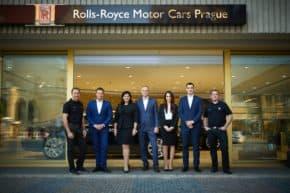 Pražský Rolls: nejlepší středoevropské dealerství značky