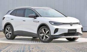 VW begins production of ID4 EV in Germany
