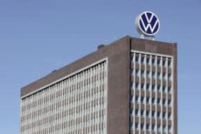 VW returned to profit in third quarter
