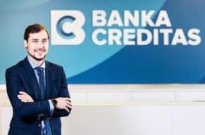 Stroukal hlavním ekonomem Banky CREDITAS