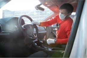 HoppyGo nabízí bezplatnou dezinfekci auta