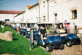 Invelt měl 8. ročník BMW golfu na Dýšině