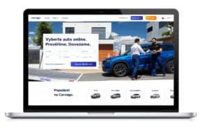 Carvago otevírá online prodejní kanál pro dealery aut