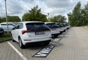 Volkswagen FS rozšíří flotilu Bohemia Energy