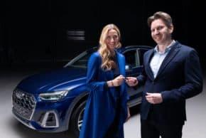 Petra Kvitová ambasadorkou značky Audi