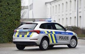Tendr na nové policejní vozy má vítěze