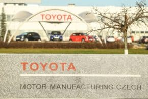 Toyota jediným vlastníkem závodu v Kolíně