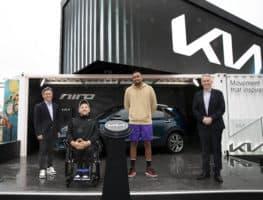 Kia slaví 20 let partnerství s Australian Open