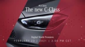 Mercedes-Benz předvedl novou Třídu C