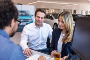Volkswagen FS nabízí autopojištění UNIQA