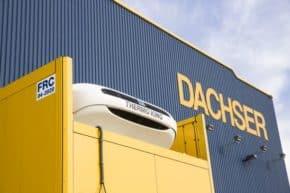DACHSER nabídl linku na sever Německa