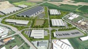 VGP startuje výstavbu technologického parku