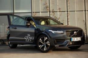 Volvo přivezlo České lvy do Rudolfina
