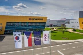 Nexen chce ze Žatce 11 milionů pneumatik ročně