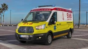 """Série Fordu """"Lifesavers"""" ukazuje hrdinství záchranářů"""